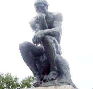 De denker, Rodin