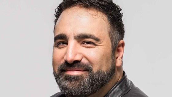 Foto: Sinan Can winnaar Van Praagprijs 2019