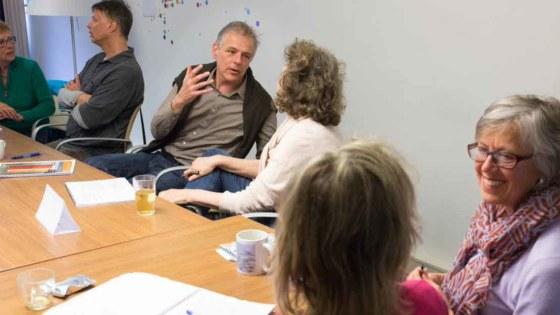 Introductiecursus Humanisme in Amsterdam met een gesprek over waarden in het humanisme