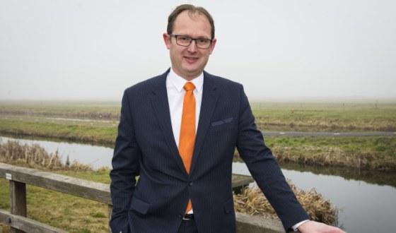Bert-Jan Ruissen, lijsttrekker SGP Europese verkiezingen