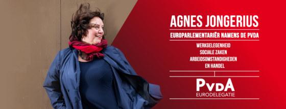 Agnes Jongerius, PvdA