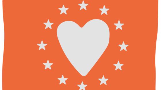 De liefde voor Europa