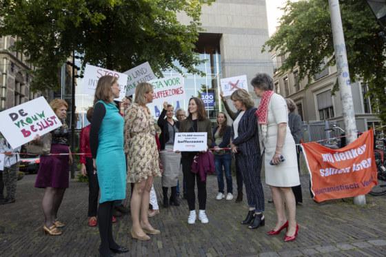 actie 11 juni Den Haag
