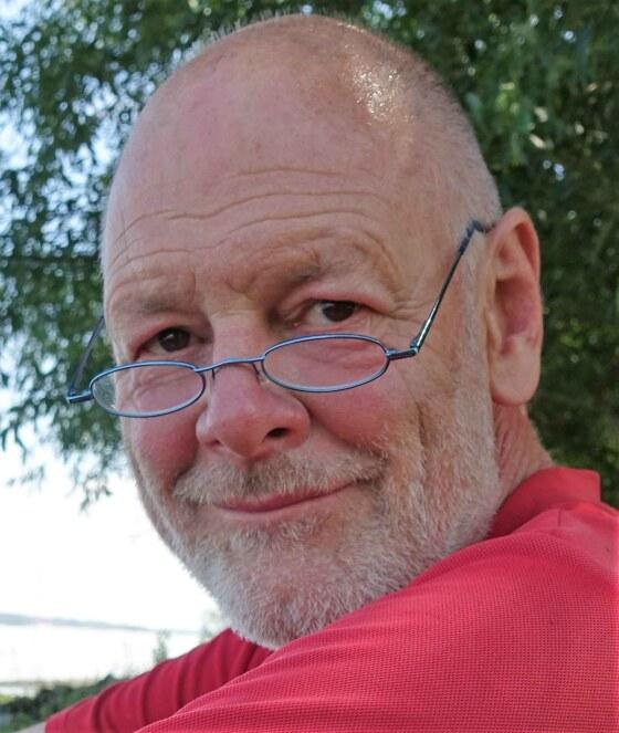Ronald Wolbink, docent van de cursus