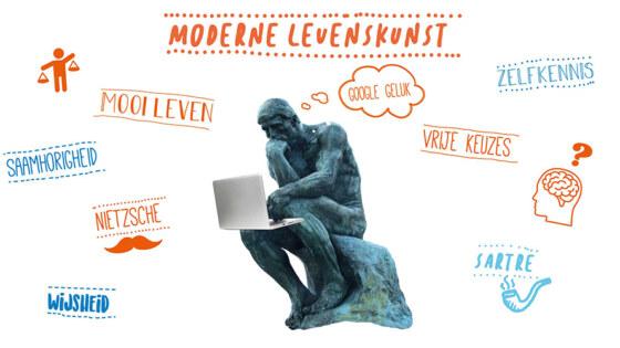 Moderne Levenskunst