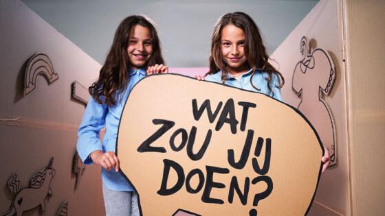 Wat Zou Jij Doen? on tour 2019 2020 - Human, Humanistisch Verbond en Humankind - Foto credits: fotograaf Pierre Rezus