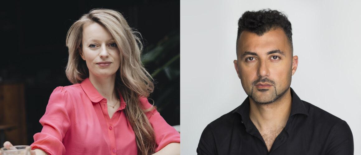 Anna van den Breemer en Özcan Akyol.