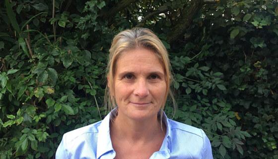 Tanja Bainczijk, pedagogisch coach Humankind, inspirator bij Wat zou jij doen on tour, Oirsbeek, november 2019