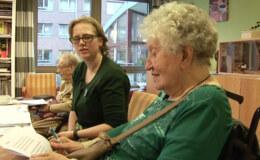 Muziek- en ontmoetingsgroep 'Lied van mijn leven', samen zingen en praten