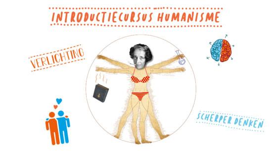 Cursus Introductiecursus Humanisme, beeld met Hannah Arendt