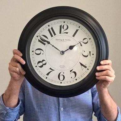 stil de tijd