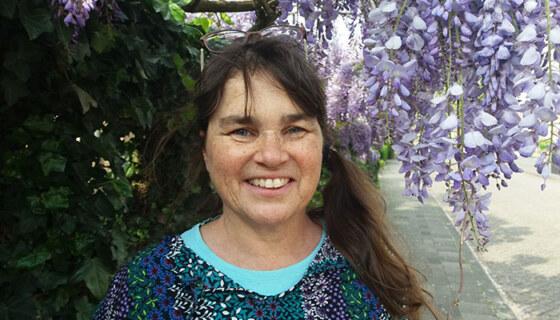 Ingrid Bouma, docent Introductiecursus Humanisme in Assen