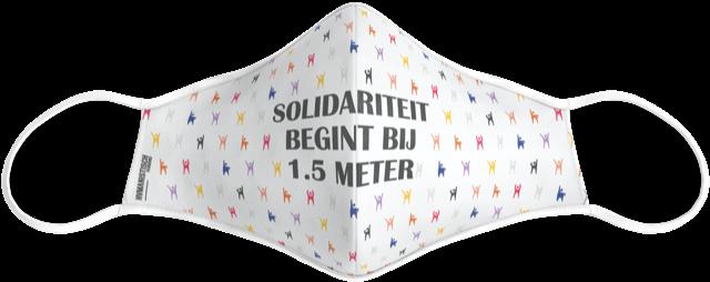 mondkapje solidariteit