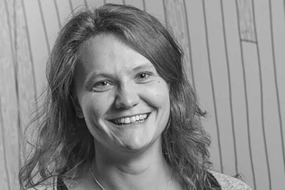 docent Maudy van Klaveren