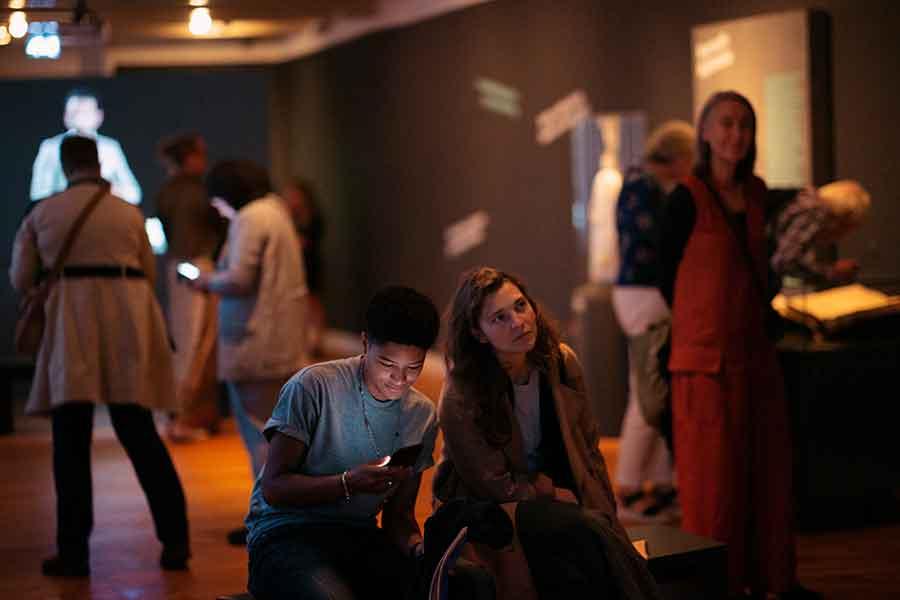 Amsterdam Museum tentoonstelling 'Vrijdenkers: van Spinoza tot nu'