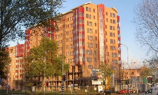 Reinaldahuis in Haarlem