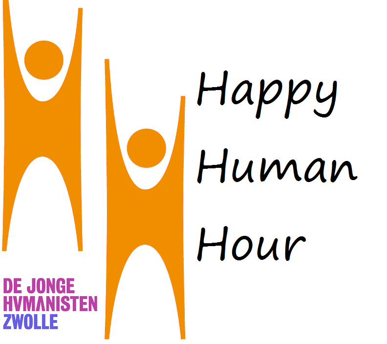 Jonge Humanisten Zwolle: happy human hour