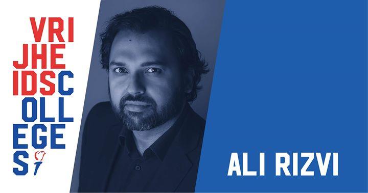 Vrijheidscollege door Ali Rizvi