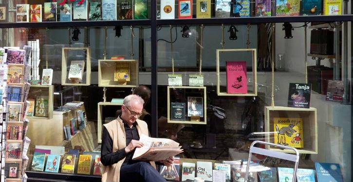De betrokken burger: filosofie-avonden in boekhandel van Pampus