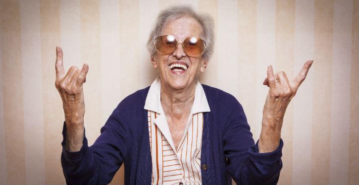 Wat als oma wil rocken? Werkconferentie