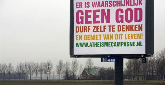 Er is wel degelijk zelotisch humanisme in Nederland