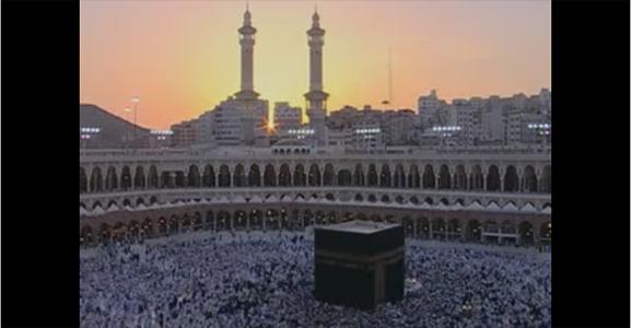 Moskee om de hoek