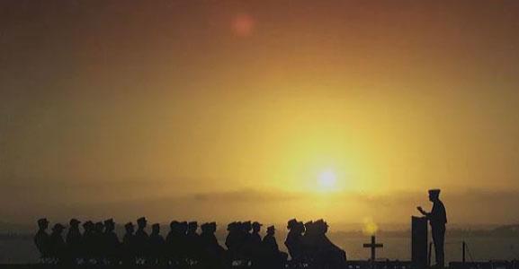US Marine weigert humanistische raadsman