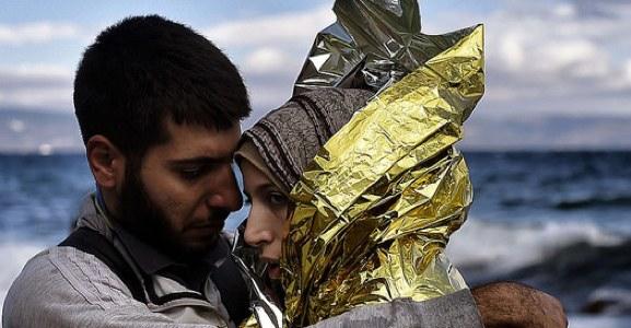 Ze noemen het 'De vluchtelingencrisis'