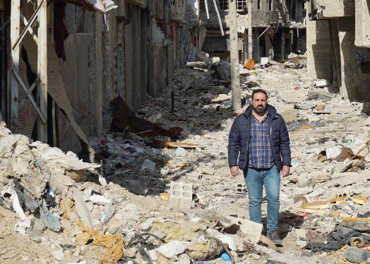 Uitreiking ereprijs Journalist voor de Vrede
