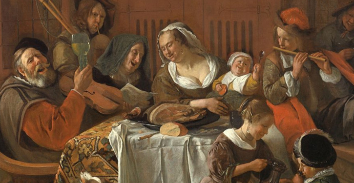 Humanistische Canon: terug van nooit weggeweest