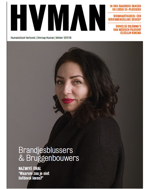 Cover Human nummer 4