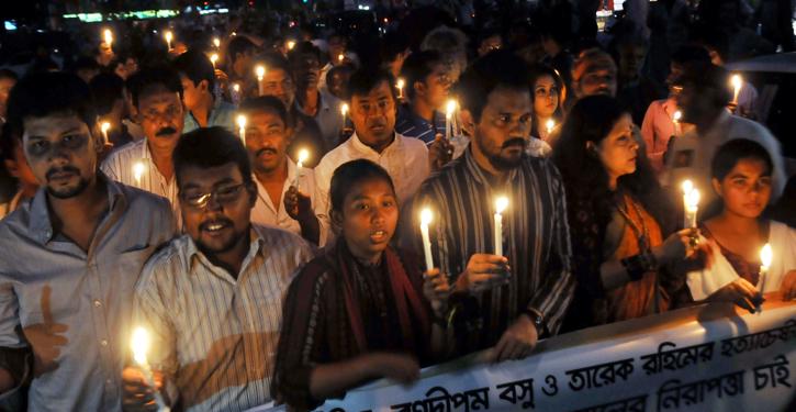 Geweld tegen ongelovigen neemt wereldwijd toe
