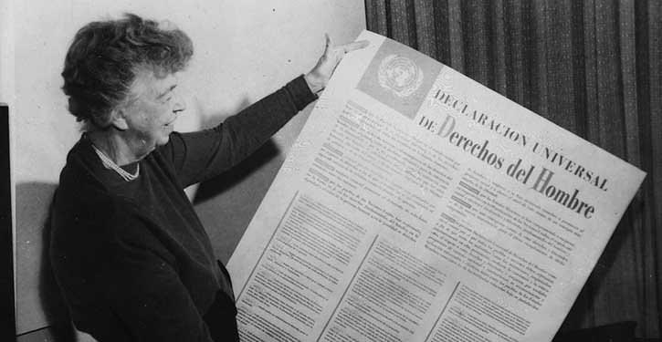 Manifest Mensenrechten 70 jaar