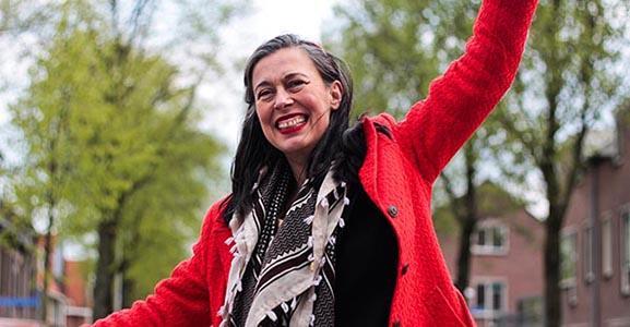 Adelheid Roosen wint Van Praagprijs 2015
