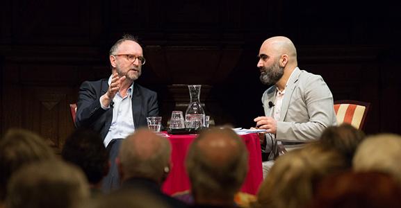 Socrateslezing: 'Alles van waarde is weerbaar'