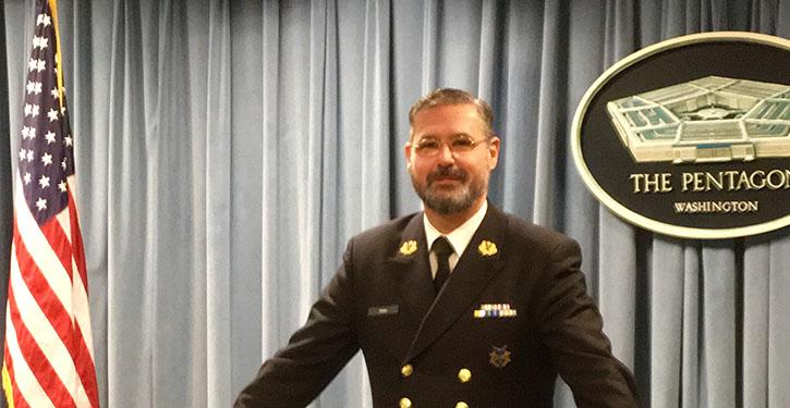 Geestelijke verzorging krijgt gezicht in Pentagon