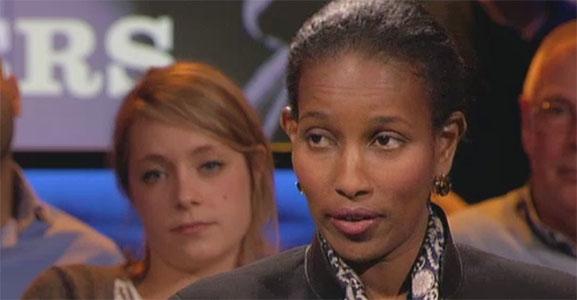 Hirsi Ali eist inhoudelijk gesprek over islam