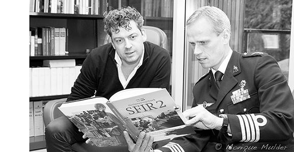 Klassiek Bariton zingt verhaal Nederlandse Kolonel der Mariniers
