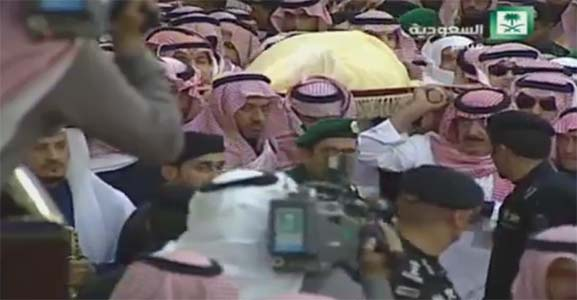 Willem Alexander en Raif Badawi