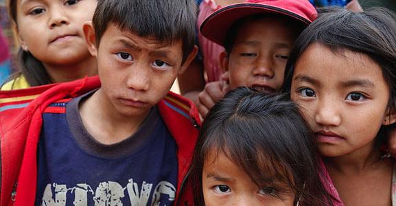 Steun slachtoffers Nepal!