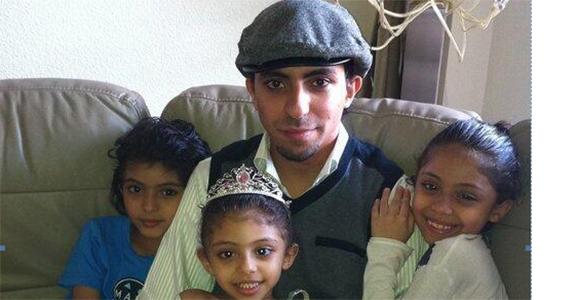 Help Raif Badawi vrij te komen