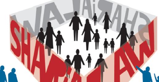 Shariarechtbanken ondermijnen gelijke rechten